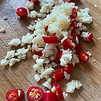 #爱乐甜夏日轻脂甜蜜#腊肠粉丝金针菇的做法图解2
