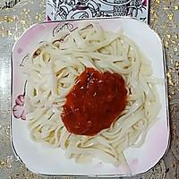 中式意大利肉酱拌面