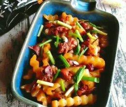 #肉食主义狂欢#干锅鸭肉的做法