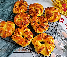 #舌尖上的端午#㊙️烘焙小白0⃣失败的椰蓉早餐包‼️的做法