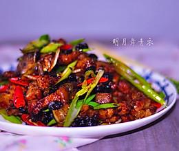 豆豉炒五花肉的做法