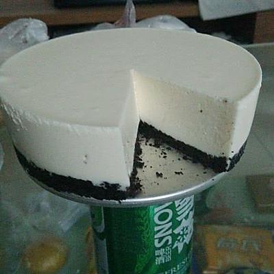 冻酸奶奶酪蛋糕