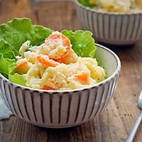 日式土豆沙拉#春天不减肥,夏天肉堆堆#的做法图解17