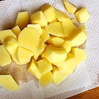 孜然土豆块#樱花味道#的做法图解3
