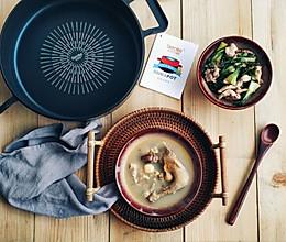 白鸽绿豆汤的做法