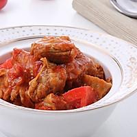 番茄牛肉锅