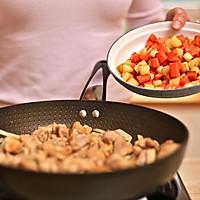 迷迭香美食  日式咖喱鸡饭的做法图解12