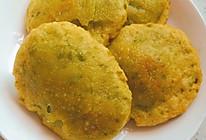 蚕豆糯米饼的做法