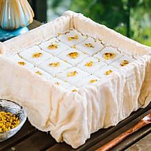 桂花蒸米糕