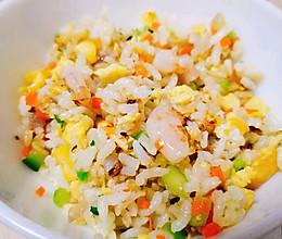 花样快手主食——扬州炒饭的做法