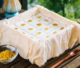 桂花蒸米糕的做法