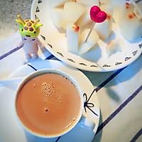 香喷喷的焦糖奶茶的做法图解6