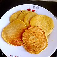 蜂蜜奶香玉米饼