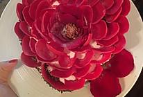 玫瑰蛋糕的做法