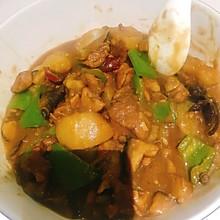秘制黄焖鸡,辣辣的超好吃