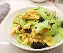 复工营养快手菜之黄瓜木耳炒鸡蛋