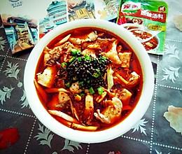 江湖菜一椒麻沸腾鱼的做法