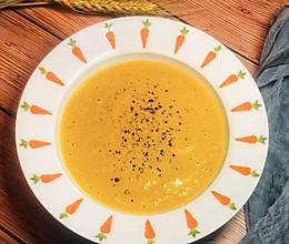 深秋的一丝暖意之香甜南瓜浓汤的做法