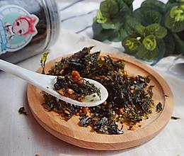 补钙神器·烤紫菜#美味烤箱菜,就等你来做!#的做法