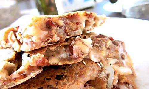 香甜脆果饼【无油无糖版】的做法