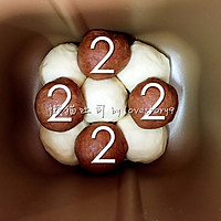 我愿化作一只喵,卧在面包上——学做懒猫吐司大赛的做法图解7