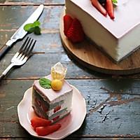 桑葚慕斯蛋糕的做法图解24
