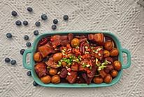 聚会来客人必备硬菜➡️ 红烧肉鹌鹑蛋的做法