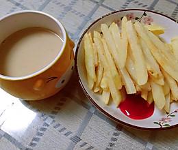 香香脆脆炸薯条的做法