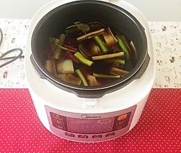 高压锅 酱牛肉的做法