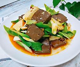 #今天吃什么#鸭血豆腐的做法