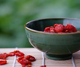 米胖的零食「1」-小番茄干的做法