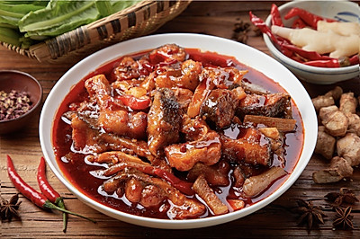 【太安鱼】这样烧鱼才划算,汤汁能当火锅涮!