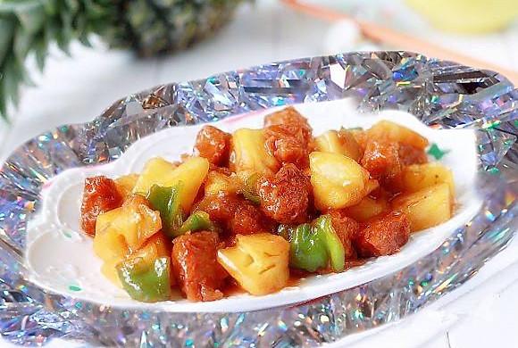 【新品】菠萝古老肉