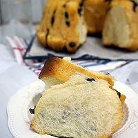 蜜豆炼奶手撕面包#自己做更健康#的做法图解16