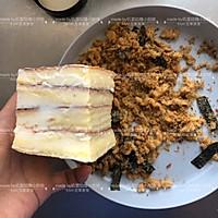 海苔肉松小方(蛋糕卷大变身版)的做法图解23