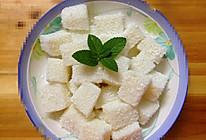 椰奶雪花糕的做法