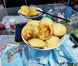 东北玉米面菜饽饽的做法