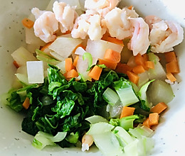 杂蔬蛋汤的做法