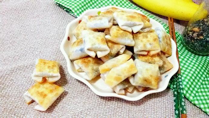香蕉芝麻酥