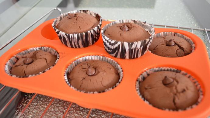 巧克力马芬杯(杯子蛋糕)