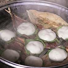 漳州传统小吃·糯米萝卜包