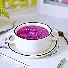 紫薯杂粮粥