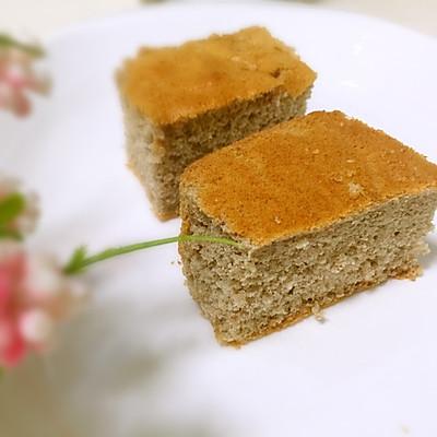高粱蛋糕~做给糖尿病的老妈