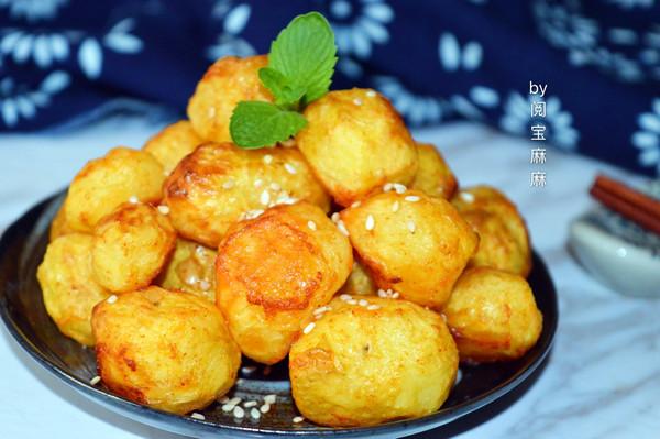 空气炸锅版奥尔良土豆的做法