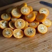 冬季润喉之金桔酱的做法图解2