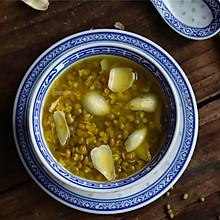 冰镇绿豆汤