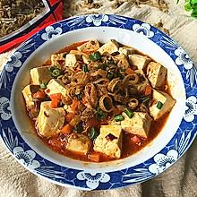 #晒出你的团圆大餐# 海鲜炖豆腐