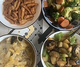 酸菜粉条(东北版酸菜-素食快手菜)的做法