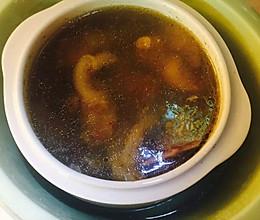 花胶碎鱼翅鱼骨汤的做法