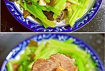#巨下饭的家常菜#宴客快手家常菜—芹菜炒卤牛肉的做法
